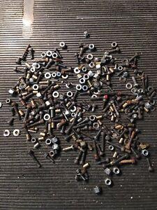Tamiya Vintage Screws Nuts Bolts Sandscorcher Roughrider Rc Car Spares Joblo