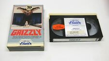 Grizzly 1976 Media BETA HORROR TESTED FAST FREE SHIP Cult Classic Betamax VHS