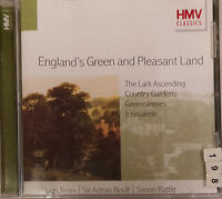England's Green and Pleasant Land CD - HMV Classics