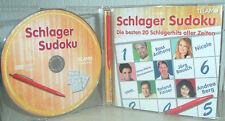 Schlager Sudoku-avec Andrea Berg, Ross Antony, Anna-Maria Zimmermann, UVA
