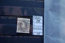 FRANCOBOLLI DANIMARCA USATI N°199 (F18202)