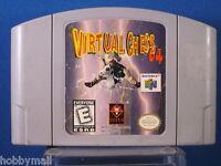 Nintendo 64 N64 Virtual Chess 64 Video Game