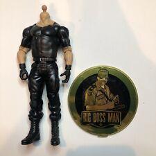 Big Boss Man - Mattel WWE Championship Showdown Wrestling Figure - 🚫 Head