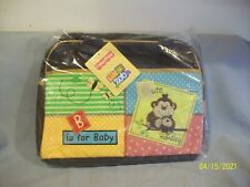 """Fisher Price """" Diaper Bag """" Luv U Zoo NEW IN OPEN PACKAGE"""
