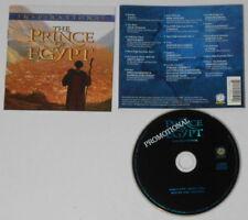 Prince of Egypt  Take 6, Cece Winans, DC Talk, Boyz II Men  U.S. promo label cd