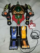 Vintage Mighty Morphin Power Rangers Remote Control Thunder Megazord