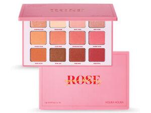 Holika Holika Sparkling Rose Piece Matching 12 Eyeshadow Palette US SELLER SALE