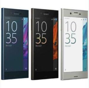 "Sony Xperia XZ Dual SIM F8332 Single SIM F8331 23MP 32GB 3GB RAMSmartphone 5.2"""
