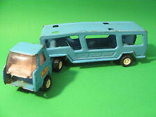 Vintage Buddy L Made In Japan Truck & Trailer. Blue Color.