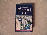 Cagliostro Tarot, Karten, Esoterik, Oracle, Wahrsagen, Orakel, vintage, selten!!
