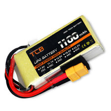 11.1V/3S 1100mAh 25C LiPO upgrade Battery XT60 plug Burst 50C RC model Lipolymer