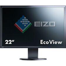 """EIZO FlexScan EV2216WFS3-BK, LED-Monitor, 55,8 cm (22""""), schwarz"""