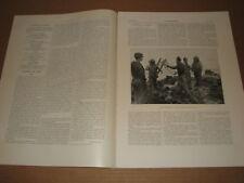 *** L'Illustration (d) 3511 (11/06/1910) - Scaphandriers / Les ruines d'Angkor