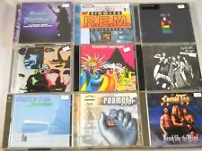 10 CDs - Rockpaket Pop - U2 Alice Cooper Mountain REM Coldplay Reamonn  Sammlung