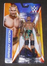 RANDY ORTON SIGNED WWE MATTEL ACTION FIGURE TOY #57 THE VIPER NEW
