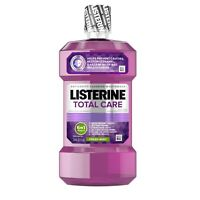 Listerine Total Care Anticavity Mouthwash Fresh Mint 250 mL