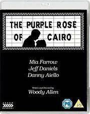 The Purple Rose of Cairo Blu-ray DVD Region 2
