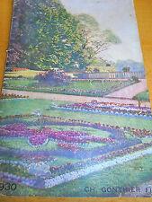 catalogue d'horticulture - jardin - pépinières - GONTHIER AISNE 02 ( ref 10