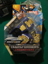 MARVEL LEGENDS TRANSFORMERS CROSSOVERS WOLVERINE New MIB MOSC