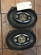 "Kenwood KFC-6983PS 6""x9"" 1800 Watt 4-Way Car Audio Speakers E30"