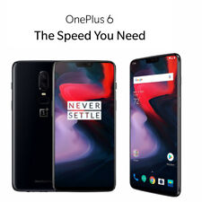 "Android 8.1 ONE PLUS 6 Téléphone 20MP 4G Smartphone 6+64GB 6.28"" FaceID 3300mAh"