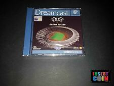 JUEGO SEGA DREAMCAST UEFA DREAM SOCCER (PAL ALEMAN!) NEW SEALED