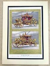 Offset Lithograph Vintage Original Art Prints