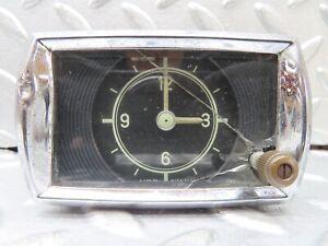 ⚙18895⚙ Mercedes-Benz W121 190b Ponton Dashboard Clock VDO