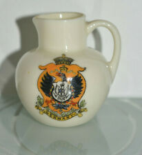 More details for crested china souvenir fairing germany royal arcade cardiff jug