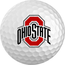 Ohio State Titleist ProV1 Refinished Golf Balls 12 Pack