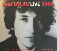 BOB DYLAN ~ Live 1966: The Bootleg Series Vol.4 ~ Rare 1998 USA PROMO 2xCD set