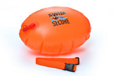 Swim Secure Chillswim Tow Float - Safer Open Water Swimming High Viz Visibility