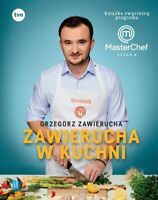 Grzegorz Zawierucha - Zawierucha w kuchni. Ksiazka zwyciezcy ...   Polish book