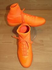 Men's Nike MercurialX Proximo II IC 831976-888 Soccer Shoes Orange Size 11