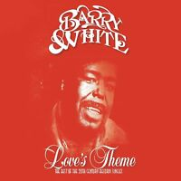 BARRY WHITE - LOVE'S THEME: BEST OF THE 20TH CENTURY RECORDS SINGLES   CD NEW!