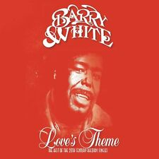 BARRY WHITE - LOVE'S THEME: BEST OF THE 20TH CENTURY RECORDS SINGLES   CD NEW