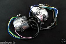 YAMAHA MATE V50 V80 LB50 LB80 CHAPPY Handle Switch LH + RH NEW