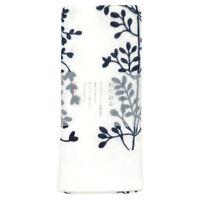 HAMAMONYO Japanese Hand Towel 'Leaf' (33cm×83cm Soft Hand Towel)