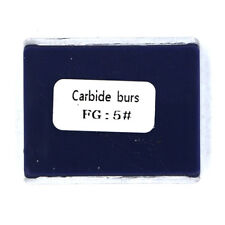 30PCS dental carbide bur Midwest Type Tungsten steel bur Dimond Ball head FG5