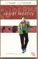 GN/TPB Superman Secret Identity collected fn+ 6.5 Kurt Busiek Stuart Immonen
