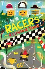 "Original LEGO Art Racers PC N64 Game 11""x17"" Poster"