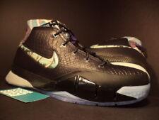 Nike Zoom KOBE I PRELUDE 1 BLACK MULTI-COLOR ICE GREY BLUE WHITE 640221-001 11