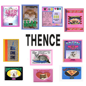 Thence Hard Cover Note_Record Stationery Paper Design Present Book Album Collect