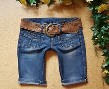 HERRLICHER Jeans SHORTS LUCKY  S 36 W 27 28 only denim Ebba Style please look