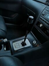 Corolla E12 6Speed Stainless Steel Gaiter Gear Shifter Plate TRD TSport