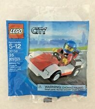 LEGO CITY 'RACING CAR' (30150) POLY BAG - NEW UNOPENED!!!