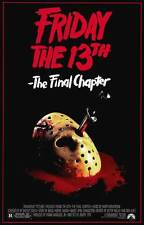 "Friday the 13th Part IV (4) Movie Poster [Licensed-NEW-USA] 27x40"" Theater Size"