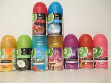 Air Wick Freshmatic Ultra Spray refill (3 cans/lot) Various fragrances to choose