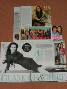 5- L'WREN SCOTT Magazine Clippings