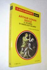 (s) classici giallo 1337 A. CONAN DOYLE  il ritorno di sherlock holmes